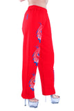 SUBATOMIC JOGGER PANTS RED