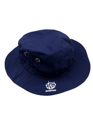 CONSPIRACY BLUE BUCKET HAT