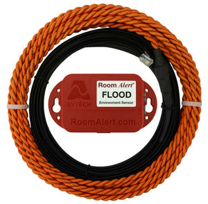 Flood Sensor w/24' Cable