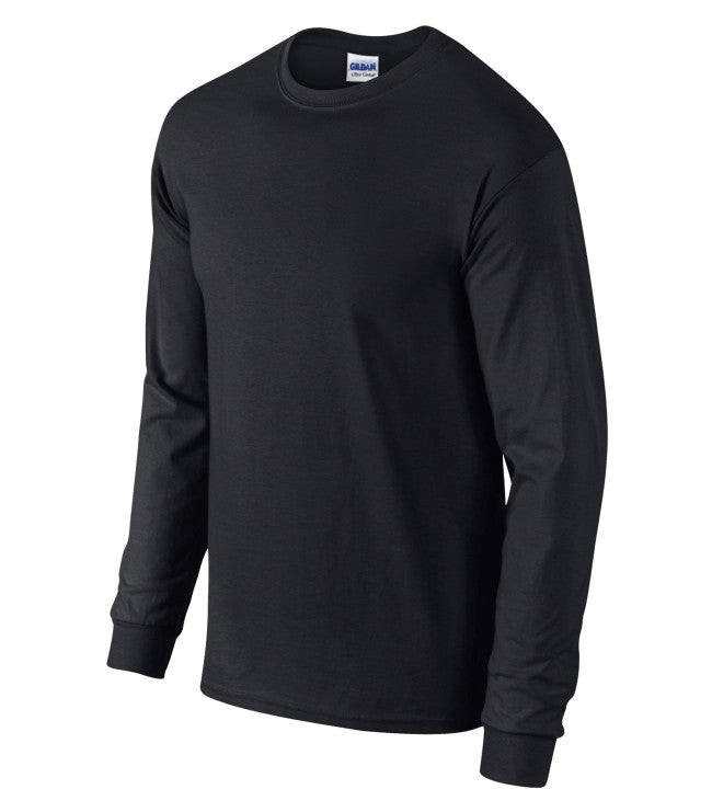 GILDAN® ULTRA COTTON® LONG SLEEVE T-SHIRT. 2400
