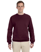 Jerzees Adult 13.3 oz./lin. yd., NuBlend® Fleece Crew. 562