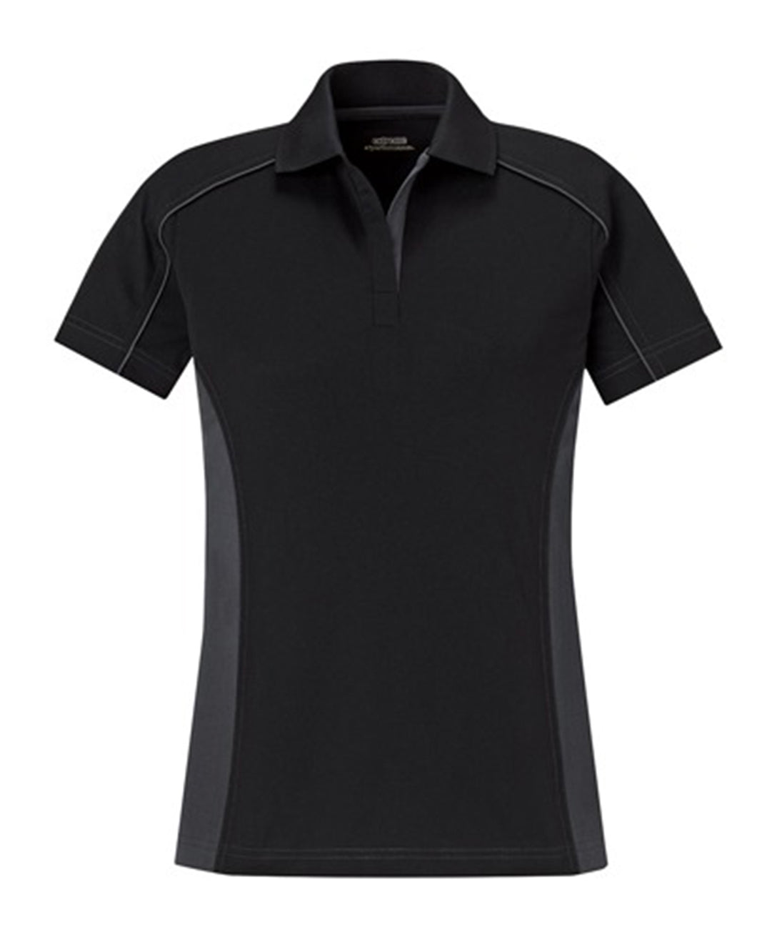 Ash City - Extreme Ladies' Eperformance™ Fuse Snag Protection Plus Colorblock Polo. 75113
