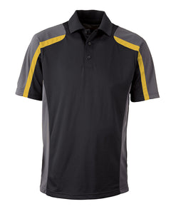 Ash City - Extreme Men's Eperformance™ Strike Colorblock Snag Protection Polo. 85119