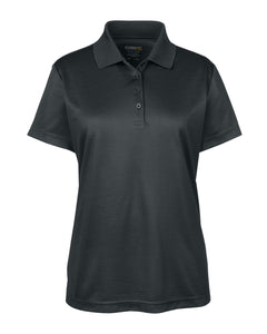 Ash City - Core 365 Ladies' Express Microstripe Performance Piqué Polo. CE102W