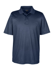 Ash City - Core 365 Men's Express Microstripe Performance Piqué Polo. CE102