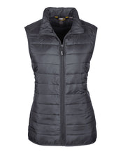 Ash City - Core 365 Ladies' Prevail Packable Puffer Vest. CE702W