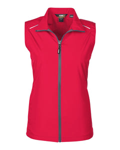 Ash City - Core 365 Ladies' Techno Lite Unlined Vest. CE703W