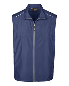 Ash City - Core 365 Men's Techno Lite Unlined Vest. CE703
