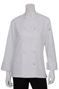 Le Mans Women's Chef Coat