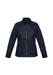 LADIES EXPEDITION QUILTED JACKET. J750L