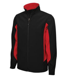COAL HARBOUR EVERYDAY COLOUR BLOCK SOFT SHELL JACKET. J7604