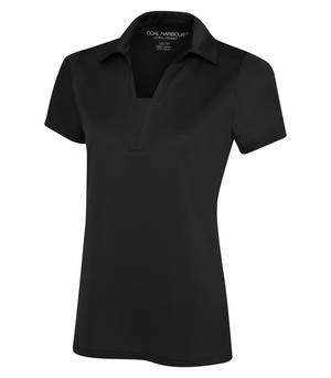 COAL HARBOUR® CITY TECH SNAG RESISTANT LADIES' SPORT SHIRT. L4015
