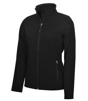 COAL HARBOUR® EVERYDAY SOFT SHELL LADIES' JACKET. L7603