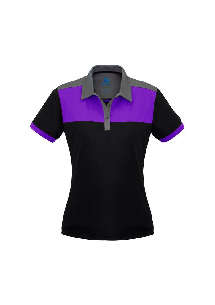 LADIES CHARGER POLO. P500LS