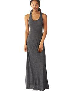Alternative Ladies' Racerback Eco-Jersey Maxi Dress