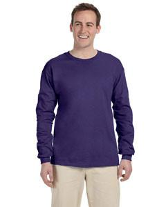 Jerzees Adult 5 oz. HiDENSI-T® Long-Sleeve T-Shirt