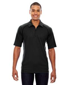 Ash City - North End Sport Red Men's Serac UTK cool?logik™ Performance Zippered Polo