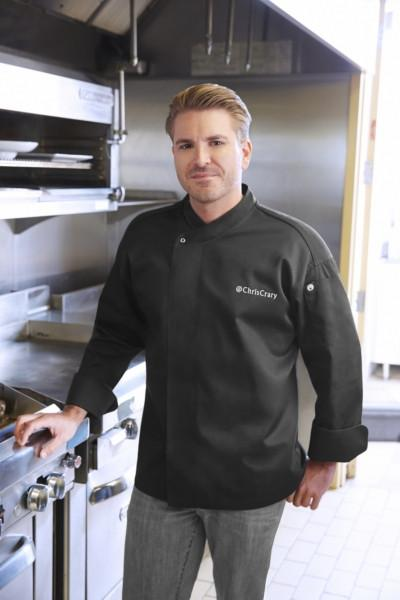 New Yorker Cool Vent Executive Chef Coat