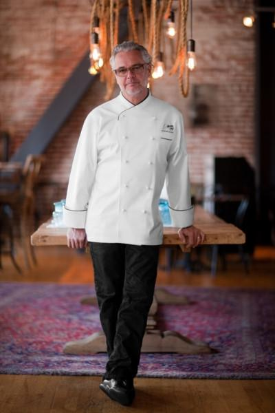 Monte Carlo Premium Cotton Chef Coat