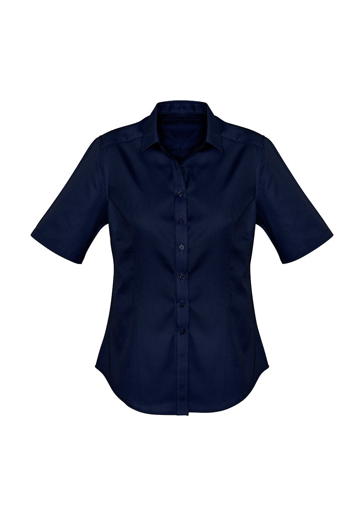 LADIES DALTON SHORT SLEEVE SHIRT. S522LS