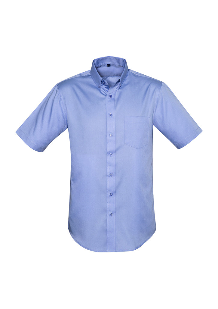 MENS DALTON SHORT SLEEVE SHIRT. S522MS