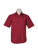MENS METRO SHORT SLEEVE SHIRT. SH715