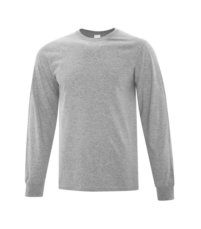 ATC™ EVERYDAY COTTON LONG SLEEVE YOUTH TEE. ATC1015Y