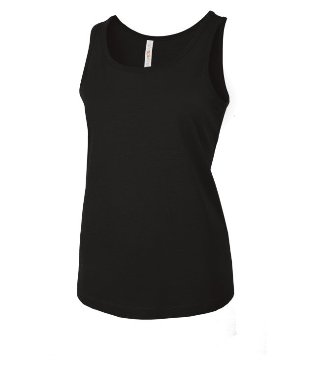 ATC™ EUROSPUN® RING SPUN LADIES' TANK. ATC8004L