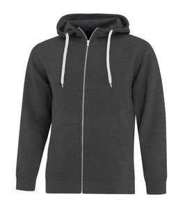 ATC™ ESACTIVE® FULL ZIP HOODED SWEATSHIRT. F2018