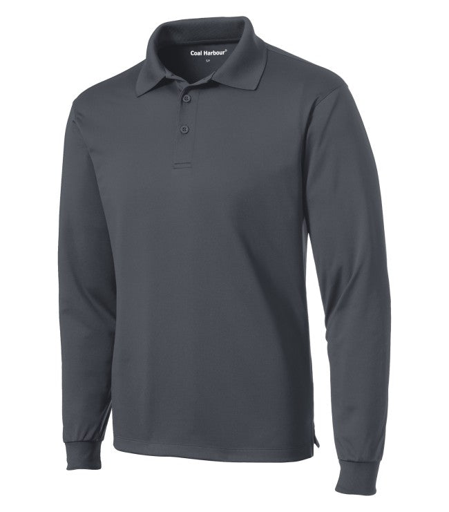 COAL HARBOUR® SNAG RESISTANT LONG SLEEVE SPORT SHIRT. S445LS