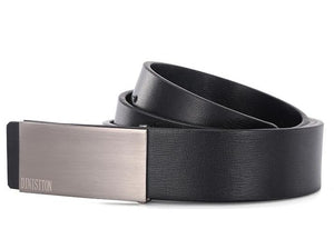 Cowhide Smooth Buckle Vintage Belt