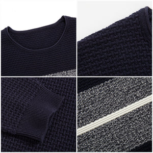 Men's Fashion Pullover Knitted Sweaters