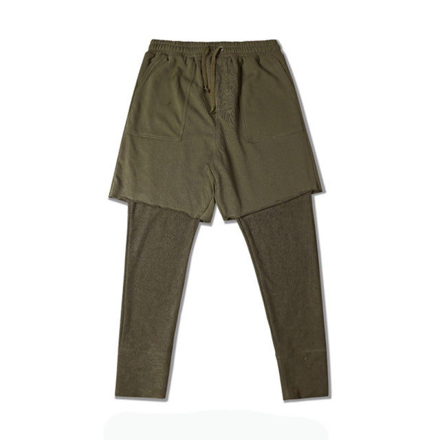All Season Baggy Fitted Casual Pants