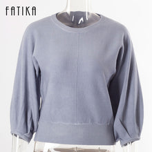 Batwing New Fashion Women's Pullover Sweater