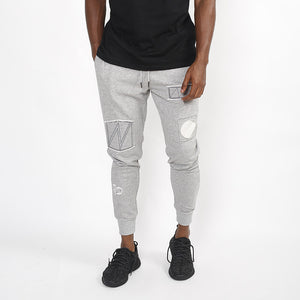 Hip Hop Pencil Cargo Sweatpants