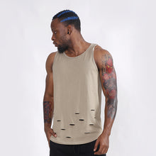 Loose Holes Casual Summer Vest