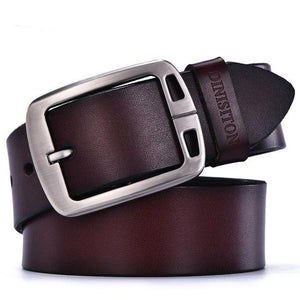 Designer Cow Skin Casual Belt