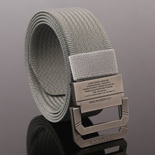 Tactical Military Ring Buckle Belt