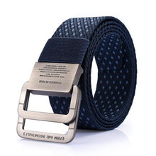 Unisex Canvas Tactical Nylon Strap Belt