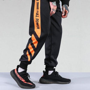 Dual Coloured Bright Harem Joggers