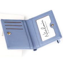 Female Mini Card Carteras Holder