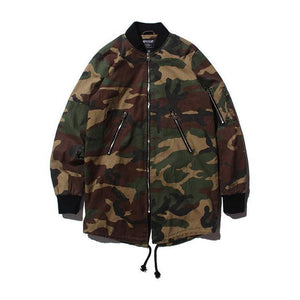All Season Street Camouflage Jacket