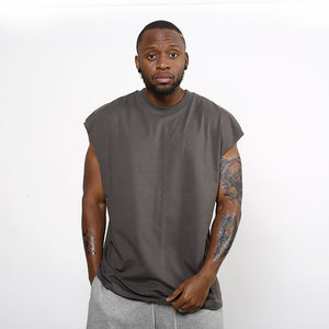 Sleeveless Classic Casual Summer T - Shirt