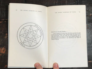 SECRET GRIMOIRE OF TURIEL BEING A SYSTEM OF MAGIC - 1998, KABBALISTIC GRIMOIRE