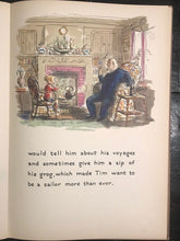 LITTLE TIM AND THE BRAVE SEA CAPTAIN - EDWARD ARDIZZONE - 1st 1936, Watercolors