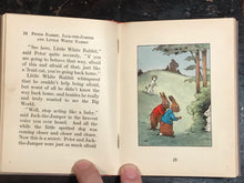 LOT OF 6 PETER RABBIT Books - ALTEMUS Publishers, 1920s - Illustrated Fairytales