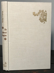 SIGNED - THE OPTIMIST'S DAUGHTER - EUDORA WELTY - Stated 1st/1st 1969 HC/DJ