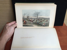 LIFE OF A SPORTSMAN - Nimrod [Charles Apperley] + 36 Plates by Henry Alken, 1914