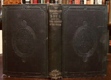 IMMORTALITY OF THE SOUL - Landis - 1st Ed, 1859 - LIFE DEATH SPIRITUALISM SPIRIT