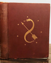 THE LIGHT OF EGYPT or THE SCIENCE OF THE SOUL & STARS - T. BURGOYNE - 1st, 1889